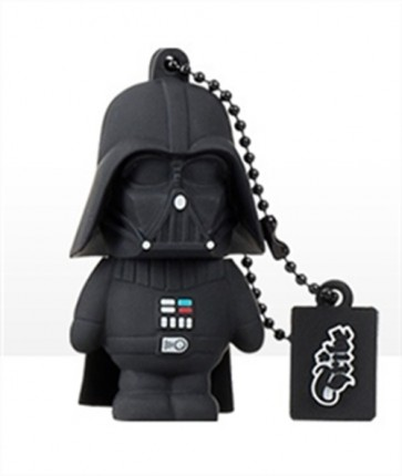 STAR WARS CHIAVETTA USB DARTH VADER PEN DRIVE FLASH MEMORY 8GB