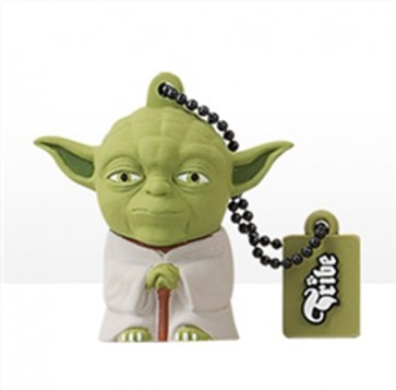 STAR WARS CHIAVETTA USB YODA PEN DRIVE FLASH MEMORY 8GB