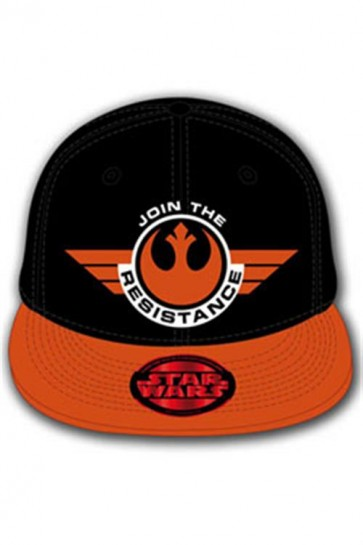 STAR WARS EPISODE VII - CAPPELLO - JOIN THE RESISTANCE