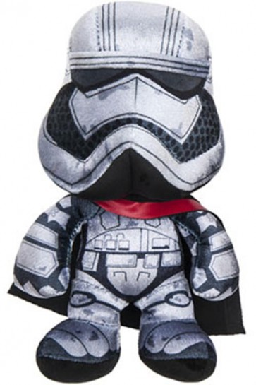 STAR WARS EPISODE VII - CAPTAIN PHASMA - PELUCHE 17CM