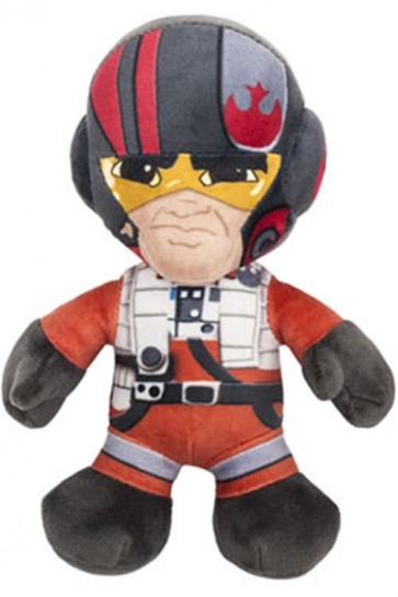 STAR WARS EPISODE VII - POE - PELUCHE 17CM