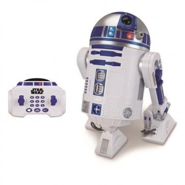 STAR WARS EPISODE VII - R2-D2 TELECOMANDATO CON LUCI E SUONI - 45CM