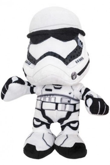 STAR WARS EPISODE VII - STORMTROOPER - PELUCHE 17CM