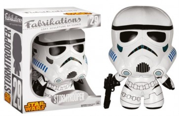 STAR WARS FABRIKATIONS PLUSH FIGURE 29 STORMTROOPER 15 CM
