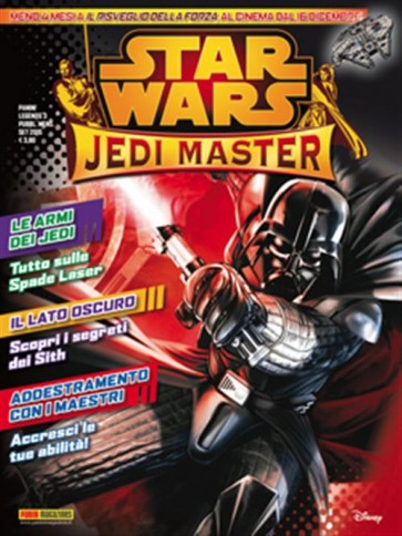 STAR WARS JEDI MASTER 3