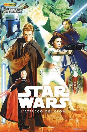 STAR WARS MOVIE ADAPTATIONS: L'ATTACCO DEI CLONI