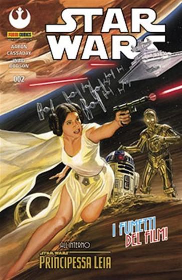 STAR WARS NUOVA SERIE 2 - RISTAMPA