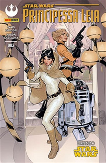 STAR WARS NUOVA SERIE 3 - COVER B