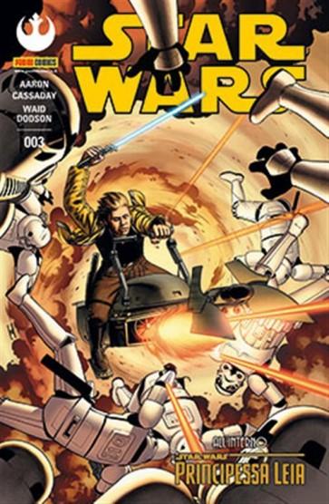 STAR WARS NUOVA SERIE 3