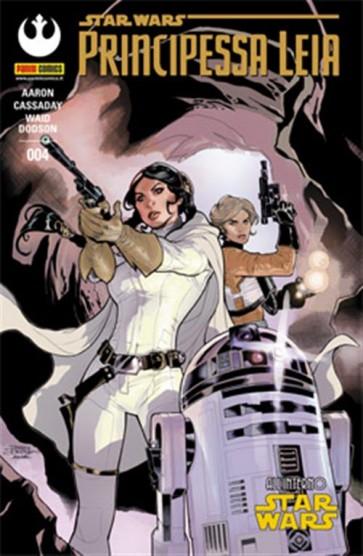 STAR WARS NUOVA SERIE 4 - COVER B