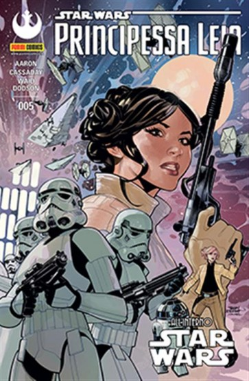 STAR WARS NUOVA SERIE 5 - COVER B
