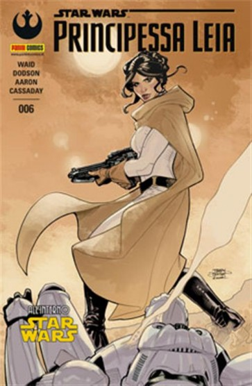STAR WARS NUOVA SERIE 6 - COVER B