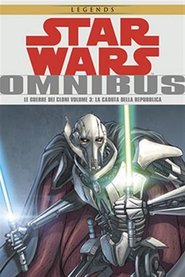 STAR WARS OMNIBUS - LE GUERRE DEI CLONI 3 (DI 3)
