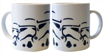 STAR WARS TAZZA STORMTROOPER ARMY CERAMICA 320 ML