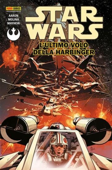 STAR WARS VOLUME 4 - L'ULTIMO VOLO DELLA HARBINGER