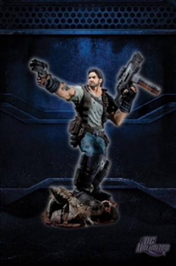 STARCRAFT 2 PREM S.1 JIM RAYNOR ACTION FIGURE