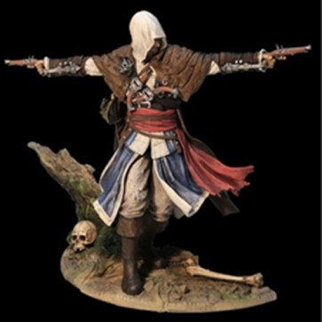 STATUA ASSASSIN'S CREED IV 4 BLACK FLAG EDWARD KENWAY: ASSASSIN PIRATE