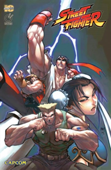 STREET FIGHTER 1 - ROUND ONE: FIGHT! - FUMETTO ITALYCOMICS