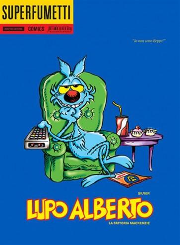 SUPERFUMETTI 16 - LUPO ALBERTO