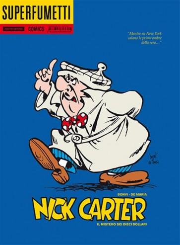 SUPERFUMETTI 1 - NICK CARTER
