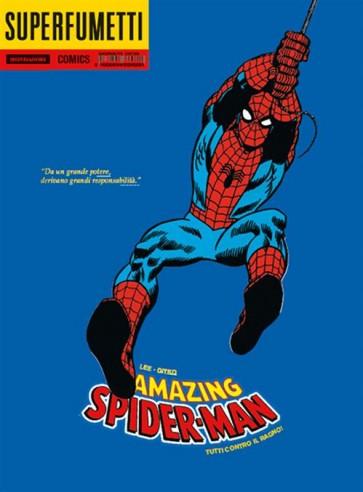 SUPERFUMETTI 2 - SPIDER-MAN