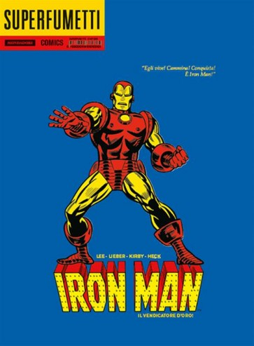 SUPERFUMETTI 4 - IRON MAN