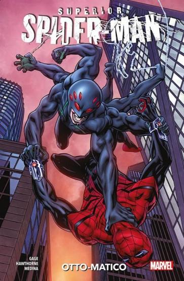 SUPERIOR SPIDER-MAN 2 - OTTO-MATICO