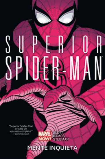 SUPERIOR SPIDER-MAN VOLUME 2 - MENTE INQUIETA