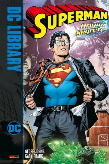 SUPERMAN - ORIGINI SEGRETE - DC LIBRARY