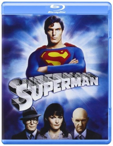 SUPERMAN (BLU RAY)