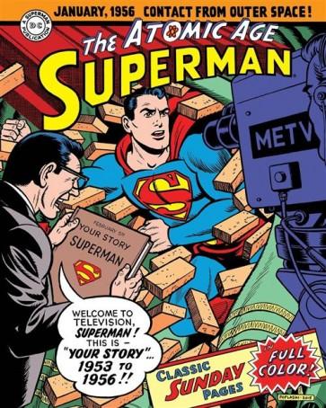 SUPERMAN: LE TAVOLE DOMENICALI DELLA ATOMIC AGE, VOL. 2 - 1953-1956