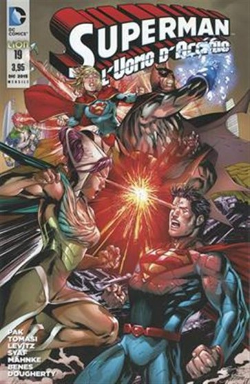 SUPERMAN L'UOMO D'ACCIAIO 19