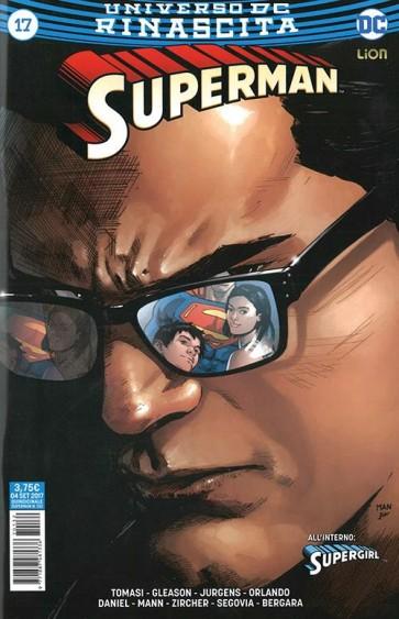 SUPERMAN RINASCITA 17