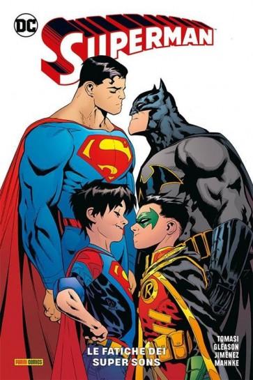 SUPERMAN VOL.2: LE FATICHE DEI SUPER SONS