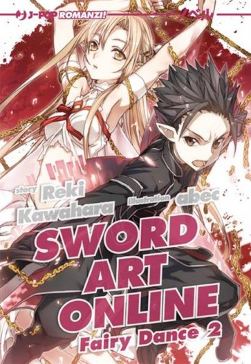 SWORD ART ONLINE - NOVEL FAIRY DANCE 2