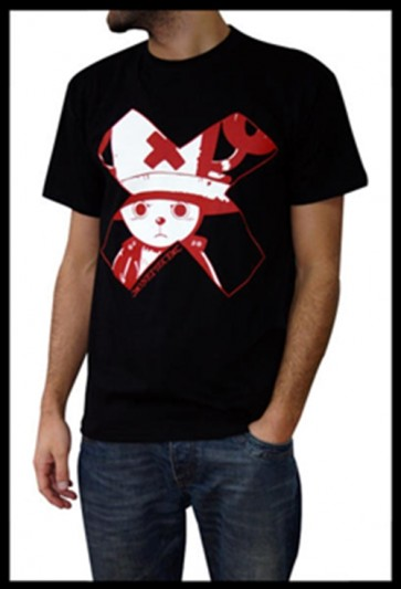 T-SHIRT - ONE PIECE - CHOPPER'S DANGER XL