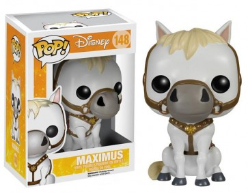 TANGLED DISNEY - POP FUNKO VINYL FIGURE 148 MAXIMUS 9CM