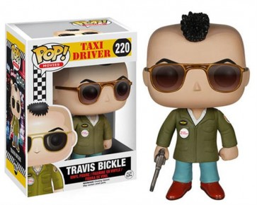 TAXI DRIVER - POP FUNKO VINYL FIGURE 220 TRAVIS BICKLE 10 CM