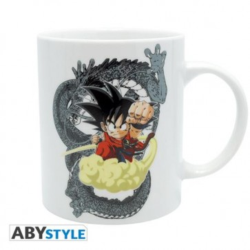 TAZZA MEDIA DRAGON BALL - GOKU & SHENRON