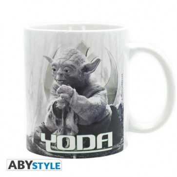 TAZZA MEDIA STAR WARS - YODA DAGOBAH