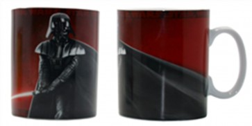 TAZZA STAR WARS DART FENER 460 ML GRANDE IN CERAMICA