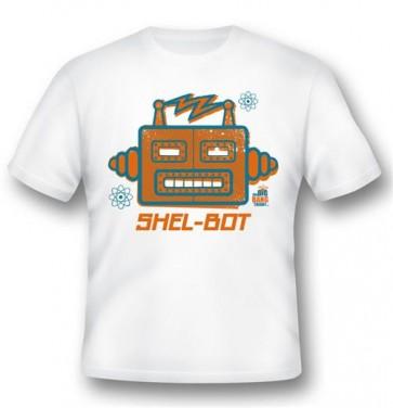 TBBT33 - T-SHIRT SHELBOT S