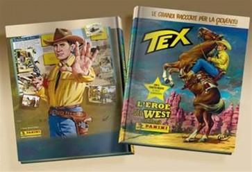 TEX L'EROE DEL WEST ARIZONA SAND EDITION COLLECTOR PACK