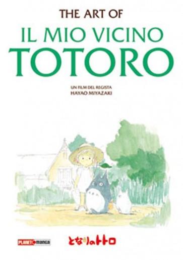 THE ART OF IL MIO VICINO TOTORO - PRIMA RISTAMPA