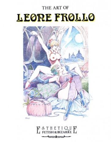 THE ART OF LEONE FROLLO