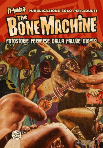 THE BONE MACHINE + CD HITS AND SHIT - 1999 / 2012 - 31 BRANI