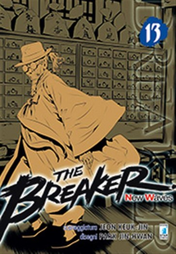 THE BREAKER NEW WAVES 13