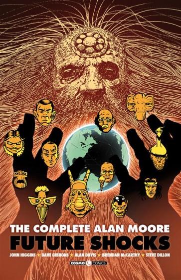 THE COMPLETE ALAN MOORE FUTURE SHOCKS - NUOVA EDIZIONE