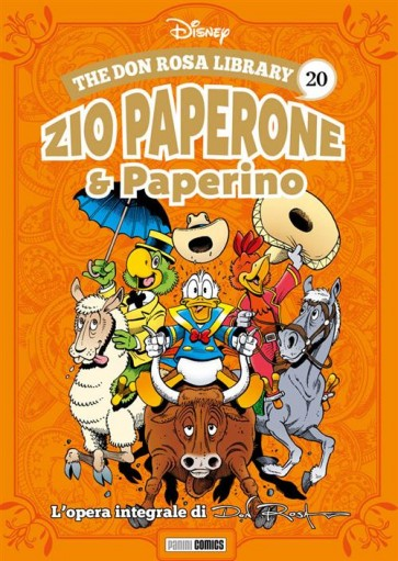 THE DON ROSA LIBRARY 20