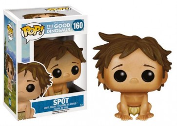 THE GOOD DINOSAUR - POP FUNKO VINYL FIGURE 160 SPOT 9CM